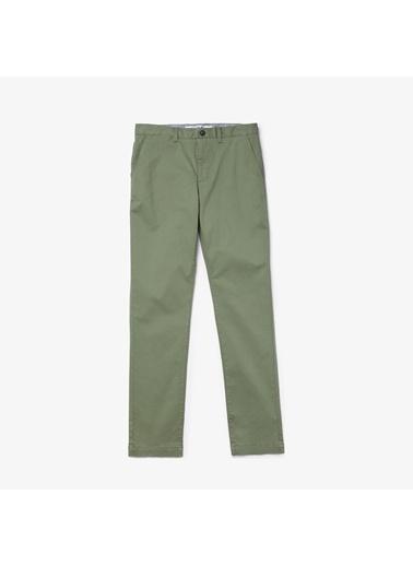 Lacoste Erkek Slim Fit Pantolon HH9553.S86 Yeşil
